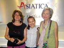 Asiatica Travel Recensioni - Testimonianze di Signora. Laura Cantalamessa