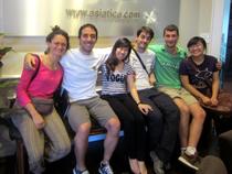Asiatica Travel Recensioni - Testimonianze di Signora. Allegri Barbara