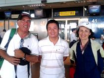 Asiatica Travel Recensioni - Testimonianze di Signore. Antonio Grieco