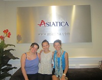 Asiatica Travel Recensioni - Testimonianze di Signora. Stefania Terrani