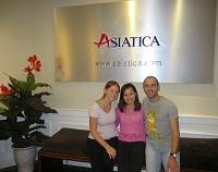 Asiatica Travel Recensioni - Testimonianze di Signora. Martina Mazzoni