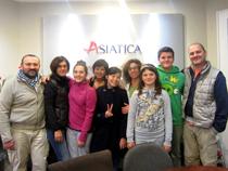 Asiatica Travel Recensioni - Testimonianze di Signora. Silvia Zini