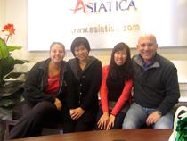 Asiatica Travel Recensioni - Testimonianze di Signore. Alberto Kunz