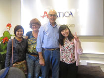 Asiatica Travel Recensioni - Testimonianze di Signora. Maria Silvana  Trevisan