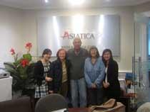 Asiatica Travel Recensioni - Testimonianze di Signore. Gabriele TONINI