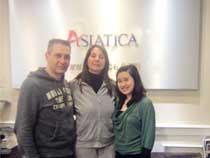 Asiatica Travel Recensioni - Testimonianze di Signora. RAFFAELLA  NEGRI