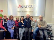 Asiatica Travel Recensioni - Testimonianze di Signore. Mario Mandanici
