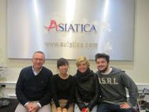 Asiatica Travel Recensioni - Testimonianze di Signore. Stefano Giuliodori