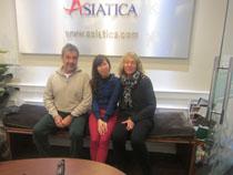 Asiatica Travel Recensioni - Testimonianze di Signore. Lamberto Marzocchi
