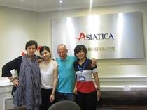 Asiatica Travel Recensioni - Testimonianze di Signora. Antonella Panessa