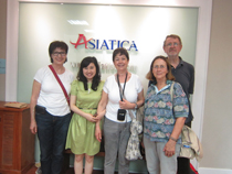 Asiatica Travel Recensioni - Testimonianze di Signora. Rosa Lucia Chiara