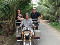 Asiatica Travel Recensioni - Testimonianze di Signora. ANTONELLA BERTONI