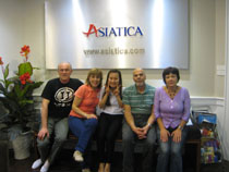 Asiatica Travel Recensioni - Testimonianze di Signore. Alfonso  Savastano