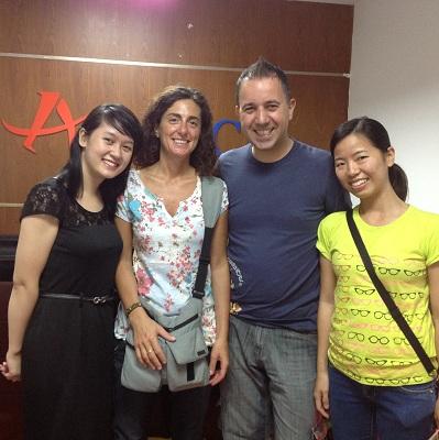 Asiatica Travel Recensioni - Testimonianze di Signore. Devis Milighetti