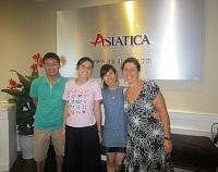 Asiatica Travel Recensioni - Testimonianze di Signora. Giulia Sciannaca