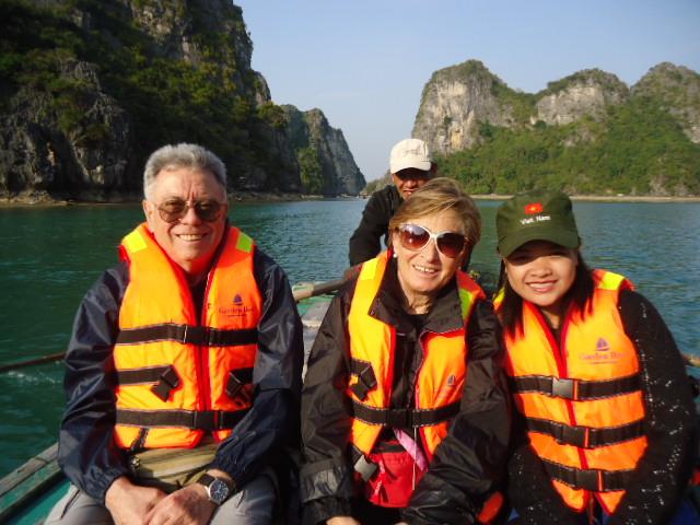 Asiatica Travel Recensioni - Testimonianze di Signore. Giorgio ANGELINI