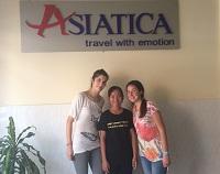 Asiatica Travel Recensioni - Testimonianze di Signora. Giulia Venuto