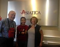 Asiatica Travel Recensioni - Testimonianze di Signore. Attilio Miglio