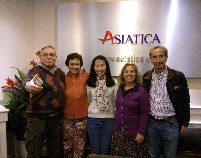 Asiatica Travel Recensioni - Testimonianze di Signore. Gabriele Maffei