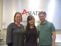 Asiatica Travel Bewertungen - Referenzen von Frau. Melanie C.