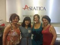 Asiatica Travel Recensioni - Testimonianze di Signora. TIZIANA VASSALLO
