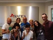 Asiatica Travel Recensioni - Testimonianze di Signora. Laura Boschetti