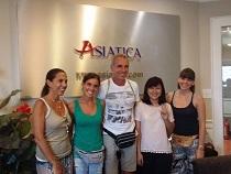 Asiatica Travel Recensioni - Testimonianze di Signora. ROBERTA ERCOLINI