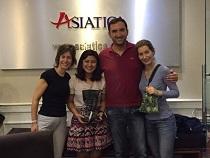 Asiatica Travel Recensioni - Testimonianze di Signore. Federica De Rossi
