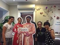 Asiatica Travel Recensioni - Testimonianze di Signore. Georgina Clarke