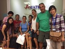 Asiatica Travel Recensioni - Testimonianze di Signore. Manuela Benvenuto