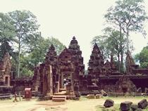 Belleza Notable de Vietnam y Camboya