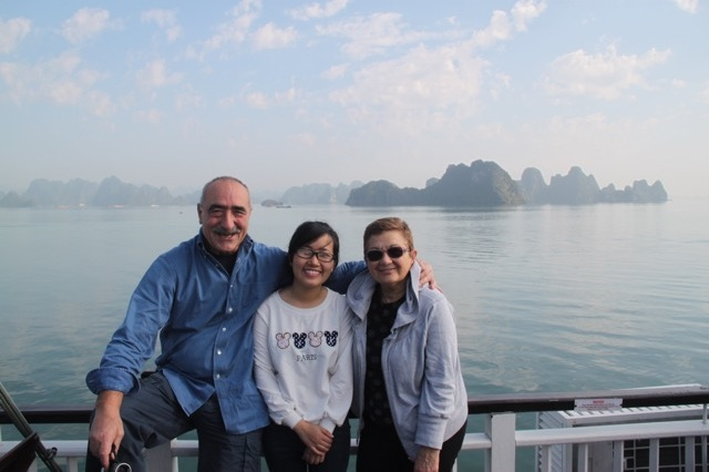 Asiatica Travel Recensioni - Testimonianze di Signore. Angelo Manganelli