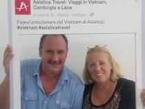 Asiatica Travel Recensioni - Testimonianze di Signore. Alessandro Consorti