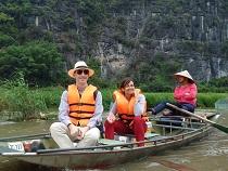 Viaggio a Ninh Binh