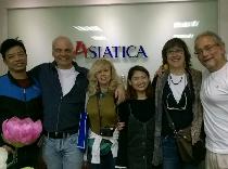 Asiatica Travel Recensioni - Testimonianze di Signora. Barbara Maria Lebole