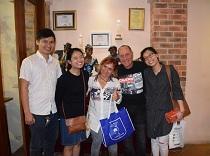Asiatica Travel Recensioni - Testimonianze di Signora. ANNA FERRULLI