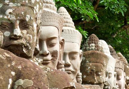 Der Zauber Kambodscha