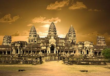 Angkor... ¡y más!