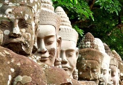 Esplendor en Camboya