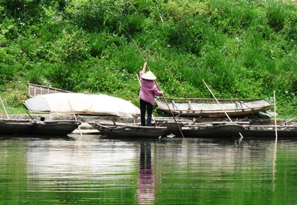 Hanoi Van Long Nature Reserve Day Tour
