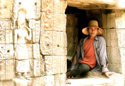 Esplorando il Tonkino ed i Paesi Khmer della Cambogia