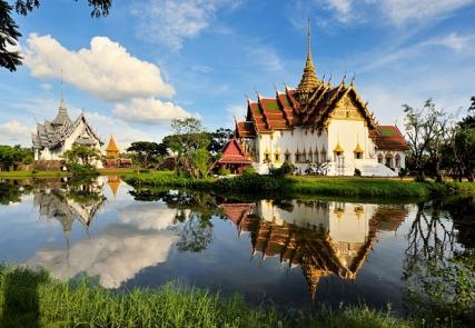 Meraviglioso Centro Thailandia