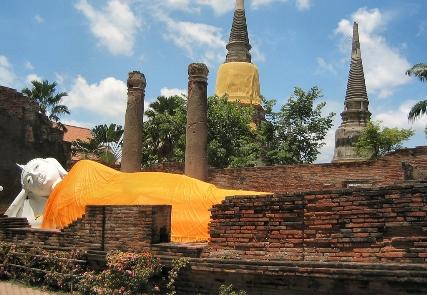 Scoperta in profondità della Thailandia