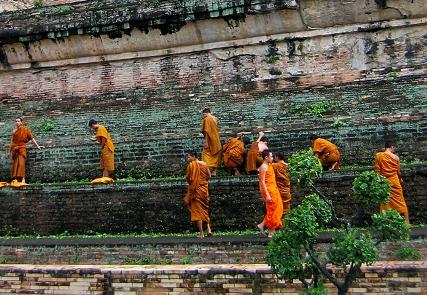 Esplora del Nord della Thalandia