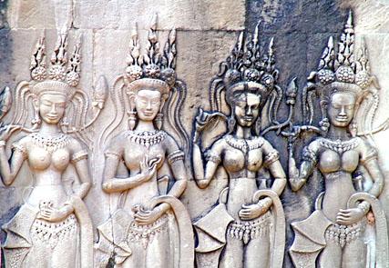 From Vietnam to Angkorwat