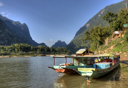 Explore Laos Overland