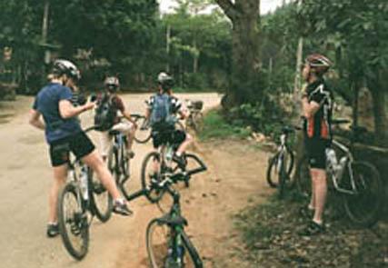 Hoian Danang Hue Biking