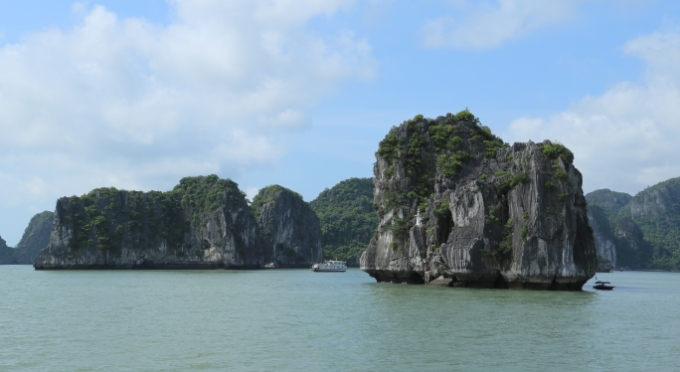 Halong-Bucht, UNESCO Weltnaturerbe
