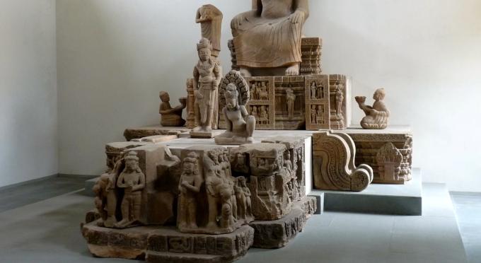 Museum der Cham Skulptur in Da Nang