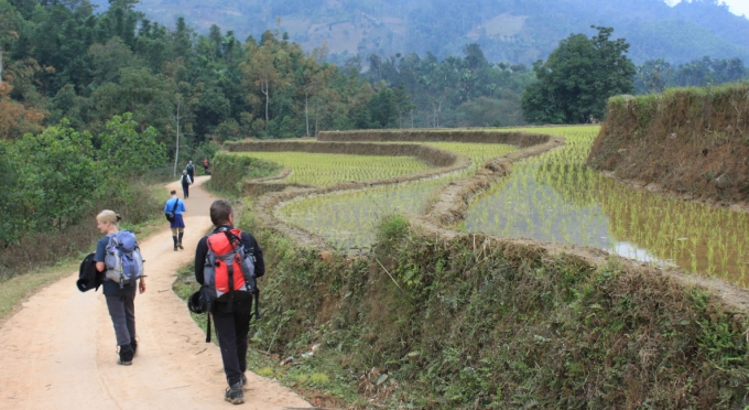 Trekkingsreise im Nordwesten Vietnam